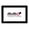 """MIMO Vue HD Model UM-1080C-G WITH 10.1"""" Touchscreen Monitor - 1"""